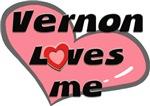 vernon loves me