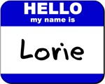 hello my name is lorie