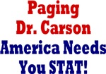 Paging Dr. Carson