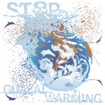 Stop Global Warming T-Shirts and Gifts