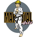 Martial Arts Boy T-Shirts and Gifts