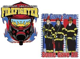 Firefighter Shirts and Gifts