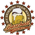 Baseball Drinking Team