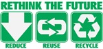 Rethink The Future, Recycle