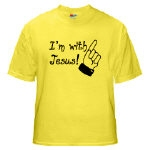 Yellow Christian T Shirts