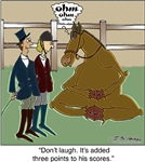 Don't Laugh at Yoga for Horses