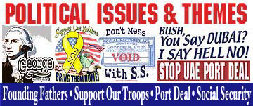 ButtonZUP Political Issues Shop