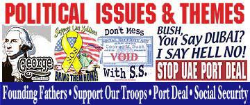 ButtonZUP Political Issues Shop