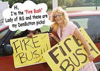 The Fire Bush Lady Shop