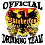 Oktoberfest Drinking Team Gear