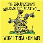 You Won't Tread on Me Gear