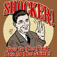 Shocker (In The Pink/Retro)