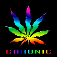 Chronic - (Blk)