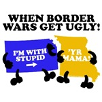 Border Wars Get Ugly