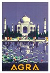 Vintage Taj Mahal India