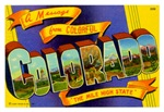 Colorado CO T-shirt Tshirts & Gifts