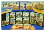 NEW JERSEY NJ T-shirts & Gifts