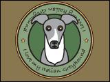 I Love My Italian Greyhound