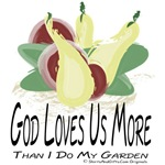 God Loves Me, Christian Home And Gardens Design