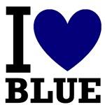 I <3 Blue