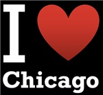 I Love Chicago (dark)
