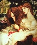 Dante Gabriel Rosetti 1828-1882