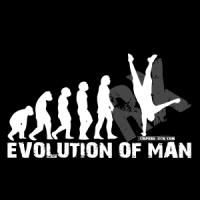 EVOLUTION OF RX MAN