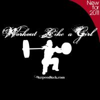 WORK OUT LIKE A GIRL II