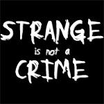Strange.