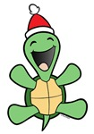 Happy Turtle Christmas