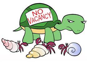 No Vacancy!