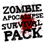 Zombie Apocalypse Survival Packs