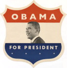 Obama JFK '60-Style Shield Store