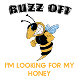 Buzz Off Bee