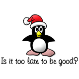 Christmas Penguin T-Shirts & Products
