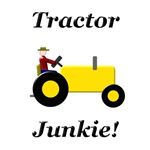 Yellow Tractor Junkie