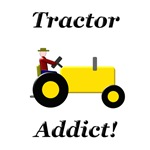 Yellow Tractor Addict