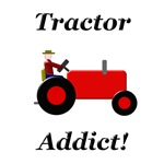 Red Tractor Addict