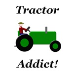 Green Tractor Addict