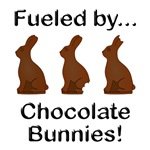Fuel Chocolate Bunnies
