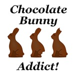 Chocolate Bunny Addict
