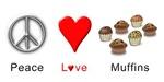 Peace Love Muffins