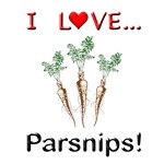 I Love Parsnips