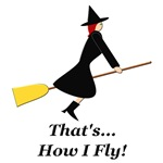 How I Fly Broom