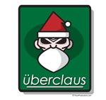 UberClaus Shirts & Gifts