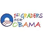 1st Graders for Obama