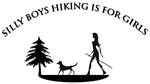 Hiking Is For Girls!