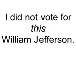 Representative William Jefferson Corruption Scanda