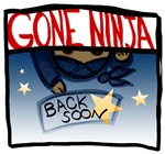 Gone Ninja : The Second