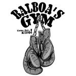 Rocky Balboa Gym